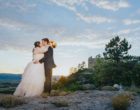 cherokee castle wedding photos