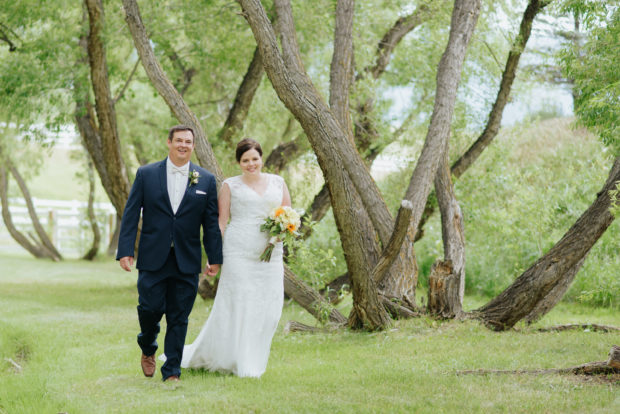 Crooked Willow wedding