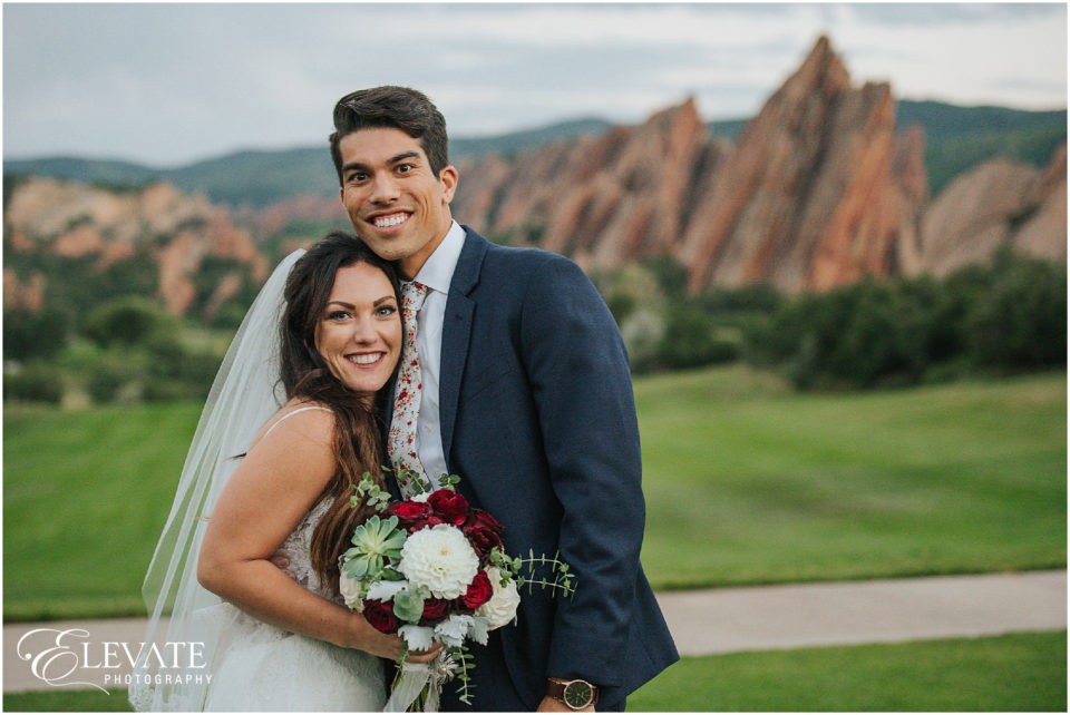 Arrowhead Golf Course Wedding Photos