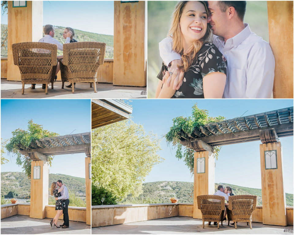 San Francisco and Sonoma Engagement Photos