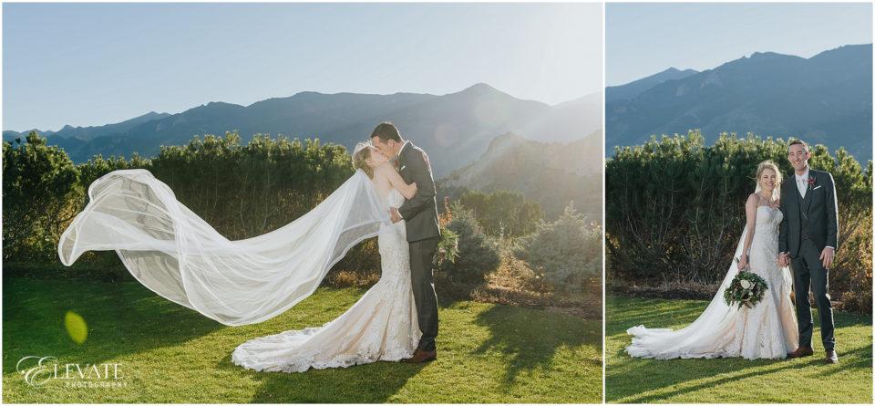 Garden of the Gods Club Wedding Photos