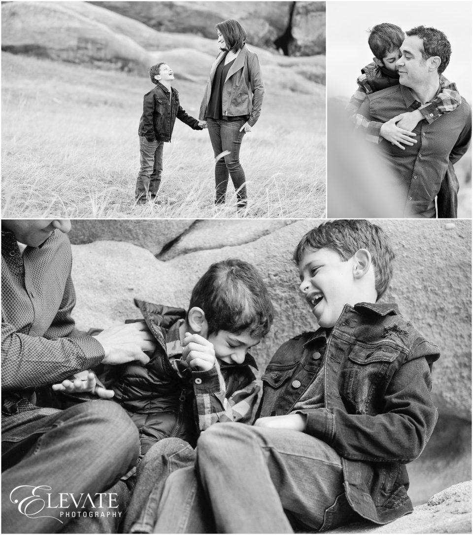 Ken Caryl Family Photos