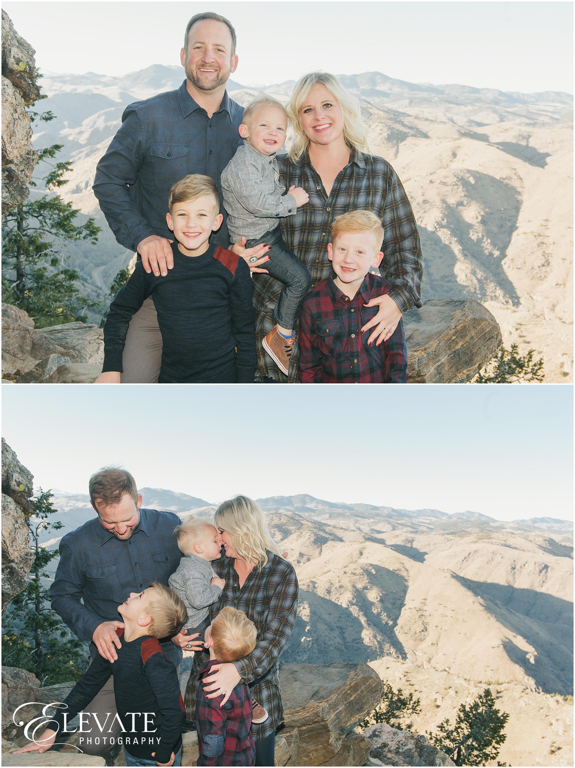 Lookout Mountain Family Photos