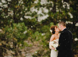 Winter Wedding Photography