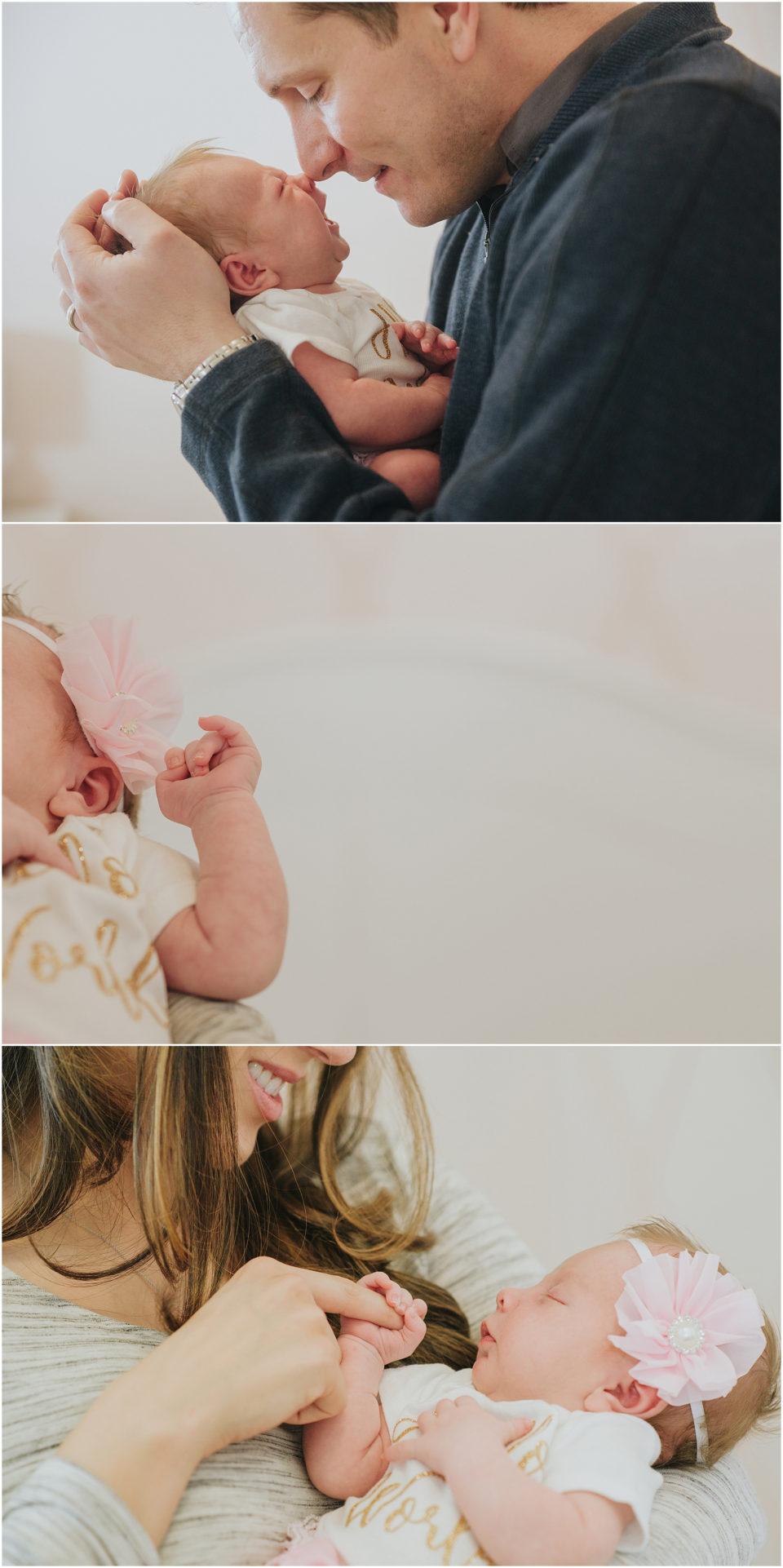 Lifestyle Newborn Photos_