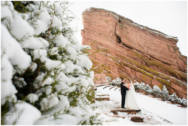 Red Rocks Amphitheater Wedding Photos 35