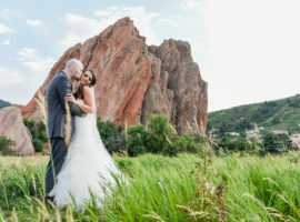 Roxborough State Park Wedding